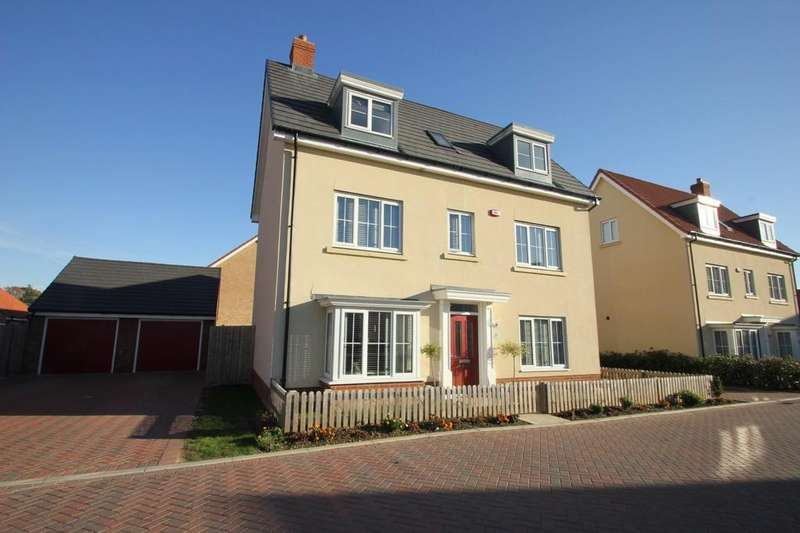 5 Bedrooms Town House for sale in Shetland Crescent, Rochford