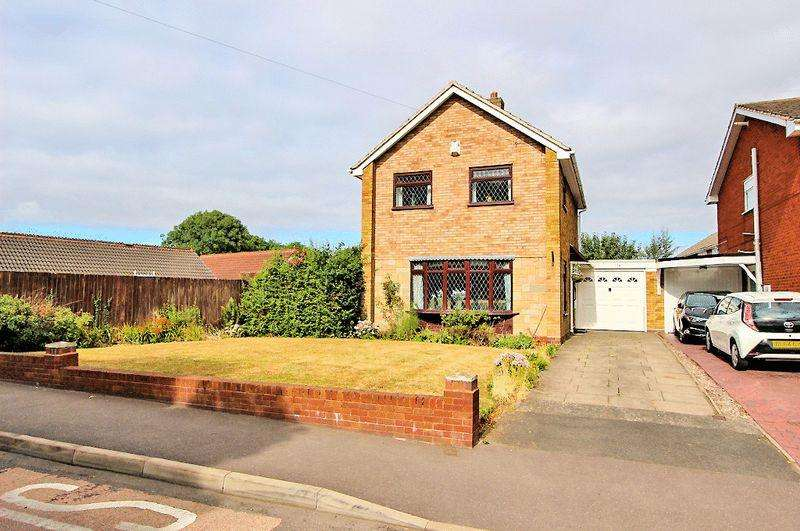 3 Bedrooms Detached House for sale in Broad Lane North, Willenhall