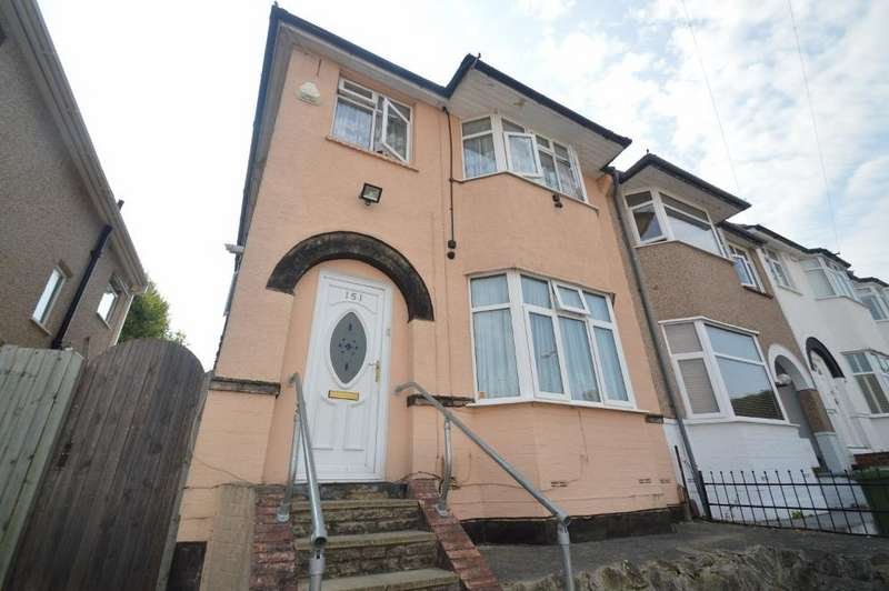 3 Bedrooms End Of Terrace House for sale in Moordown, Shooters Hill, London SE18