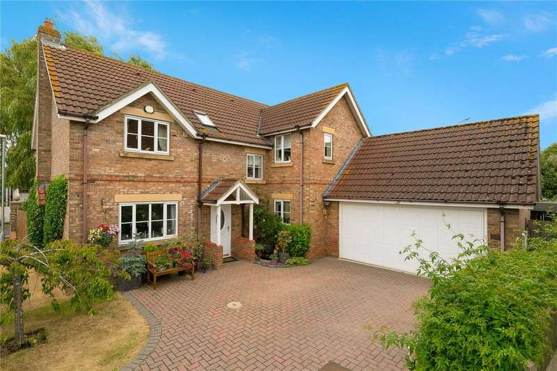 5 Bedrooms Detached House for sale in Farriers Gate, Cranwell Village, Sleaford, Lincolnshire, NG34