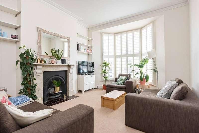 3 Bedrooms Flat for sale in Coleridge Road, Islington, London, N4