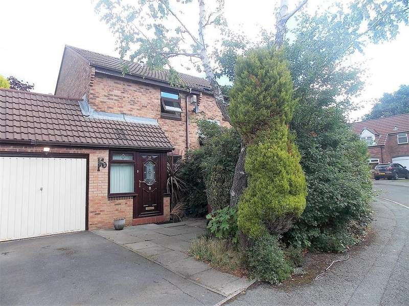 2 Bedrooms Mews House for sale in Greensmith Way, Westhoughton, Bolton