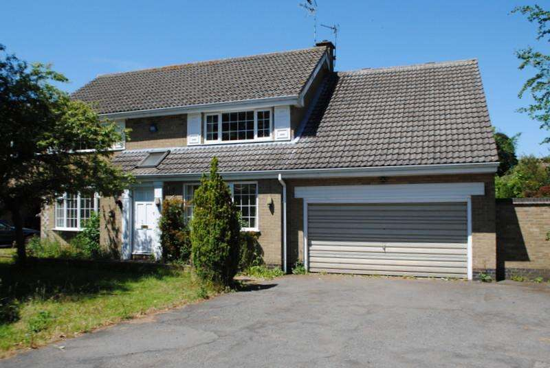 5 Bedrooms Detached House for sale in Windsor Road, Waltham On The Wolds