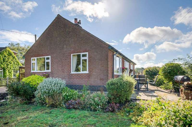 2 Bedrooms Detached Bungalow for sale in Manor Road, Ullesthorpe, Lutterworth
