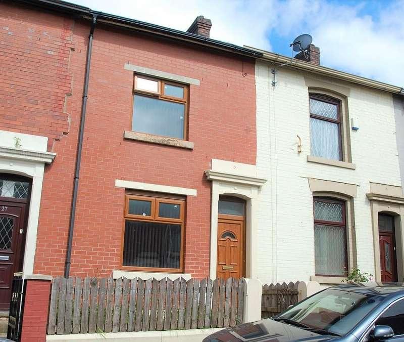 5 Bedrooms Terraced House for sale in Cherry Street, Audley Range, Blackburn