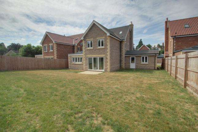 5 Bedrooms Detached House for sale in Highfields Grange, Oundle Road, Orton Longueville