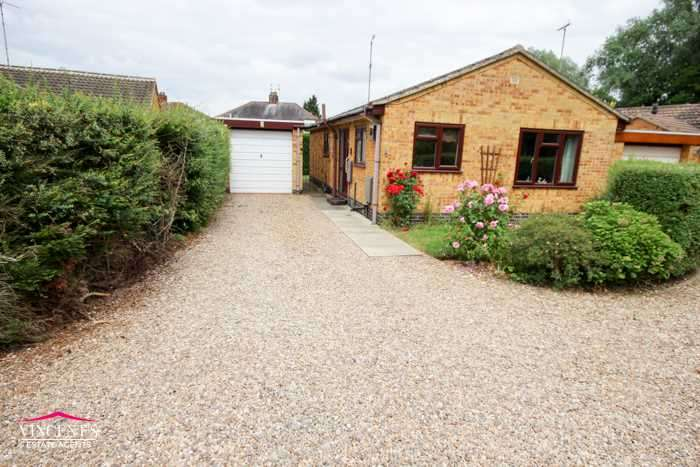 2 Bedrooms Bungalow for sale in The Poplars, Braunstone, Leicester