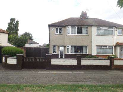 3 Bedrooms Semi Detached House for sale in Southport Road, Liverpool, Merseyside, Uk, L20