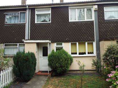 3 Bedrooms Terraced House for sale in Arrow Close, Luton, Bedfordshire