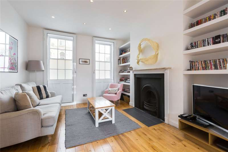 3 Bedrooms House for sale in Dalston Lane, Hackney, E8