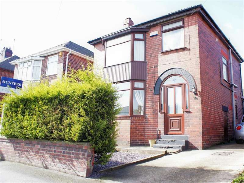 3 Bedrooms Detached House for sale in Avisford Road, Sheffield, S5 8LB