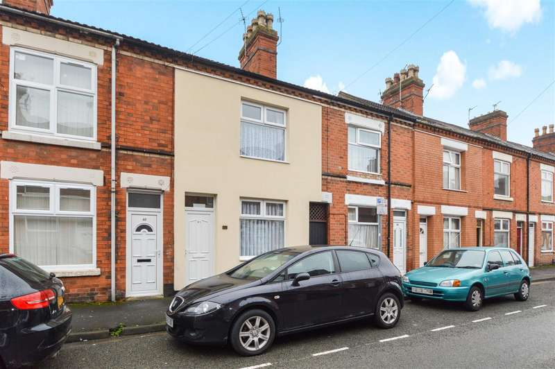 3 Bedrooms Terraced House for sale in Ratcliffe Road, Loughborough