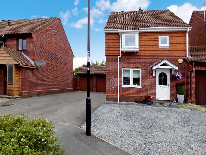 3 Bedrooms Link Detached House for sale in Cowley Close, Southampton