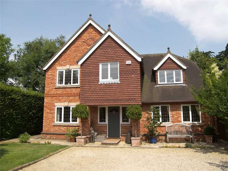 5 Bedrooms Detached House for sale in Longfield Road, Twyford, Reading, Berkshire, RG10