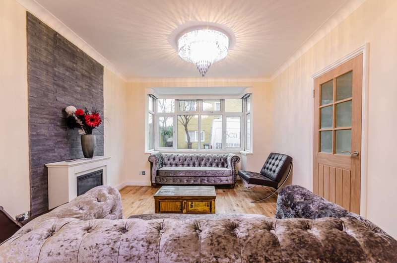 4 Bedrooms End Of Terrace House for sale in Oster Terrace, Walthamstow, E17