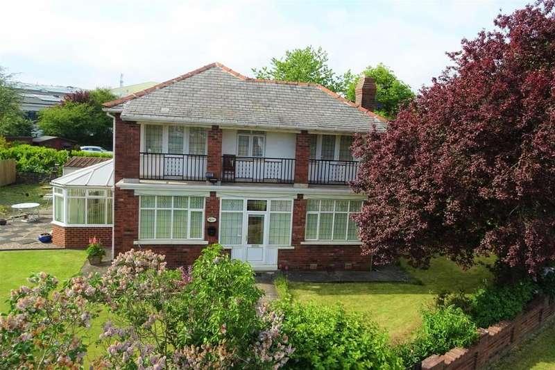 4 Bedrooms Detached House for sale in Cross Lane, Birkenshaw, Bradford, BD11