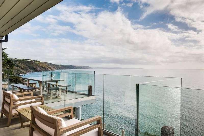 5 Bedrooms Detached House for sale in Plaidy, Looe, Cornwall, PL13