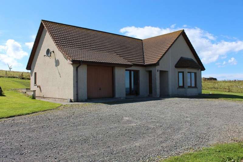 4 Bedrooms Detached House for sale in Dykeside, Evie, Orkney KW17