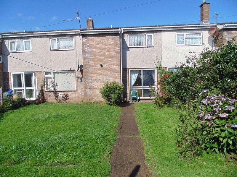 2 Bedrooms Terraced House for sale in Lancaster Road, New Inn, Pontypool