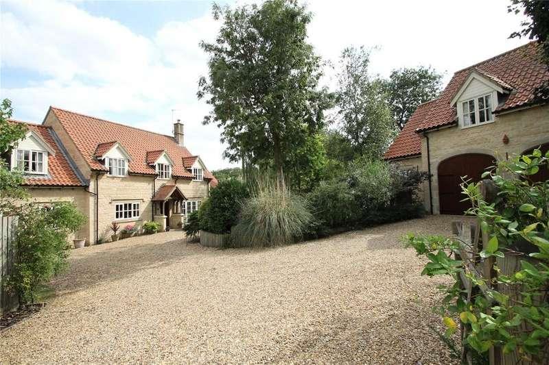 5 Bedrooms Detached House for sale in Irnham Park, Irnham, Grantham, Lincolnshire