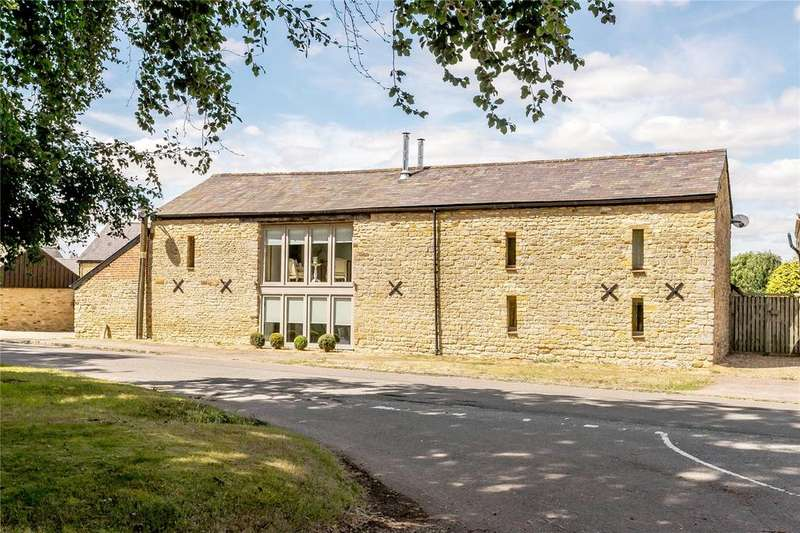 4 Bedrooms Barn Conversion Character Property for sale in Magpie Road, Sulgrave, Banbury, Oxfordshire