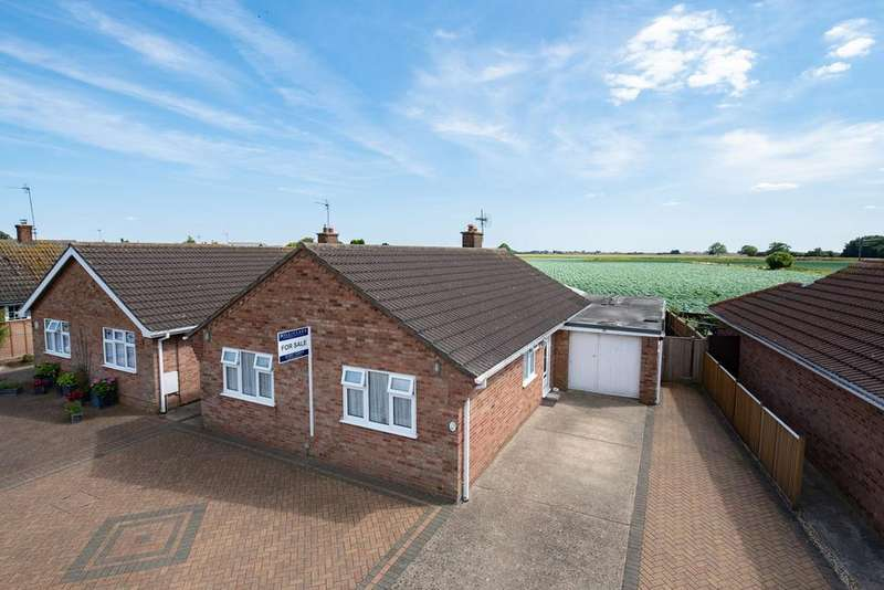 3 Bedrooms Bungalow for sale in Prince William Drive, Butterwick, Boston, PE22