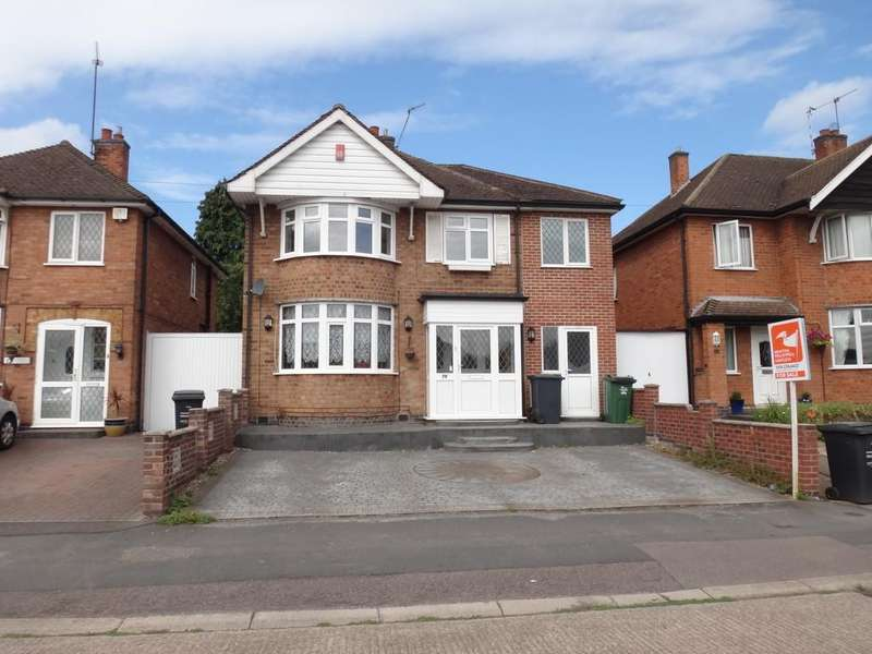5 Bedrooms Detached House for sale in Ambergate Drive , Birstall, Leicester