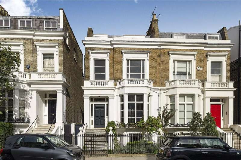 3 Bedrooms Semi Detached House for sale in Elm Park Road, London, SW3