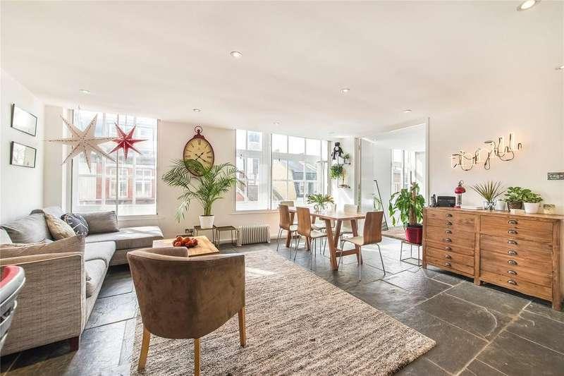 1 Bedroom Apartment Flat for sale in Dean Street, Soho, London, W1D