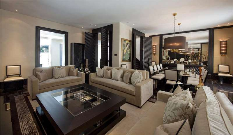 4 Bedrooms Detached House for sale in Hamilton Terrace, St John's Wood, London, NW8