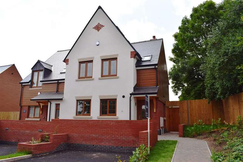4 Bedrooms Semi Detached House for sale in Bell Street, Claybrooke Magna, Lutterworth