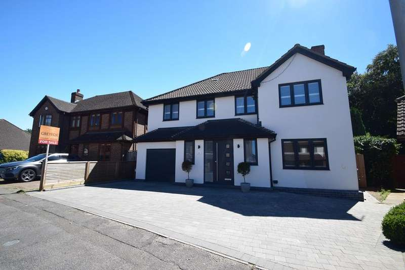 4 Bedrooms Detached House for sale in Mayford Road, Chatham, ME5
