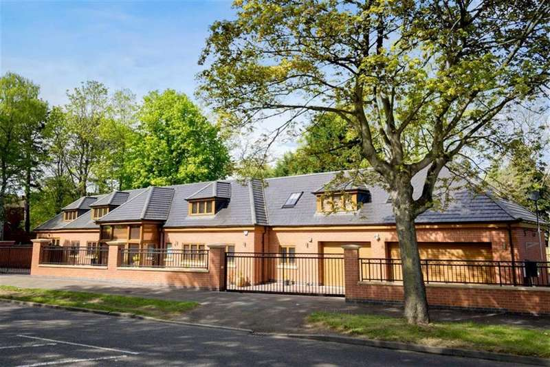 5 Bedrooms Detached House for sale in Stoughton Drive South, Oadby, Leicester