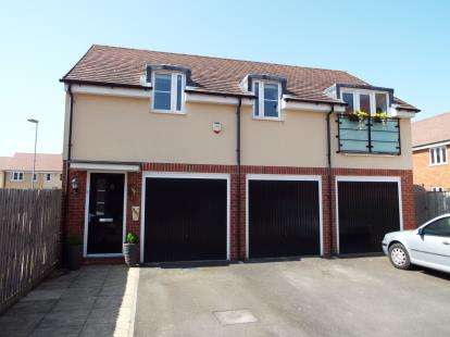 2 Bedrooms Detached House for sale in Leyland Road, Dunstable, Bedfordshire, England