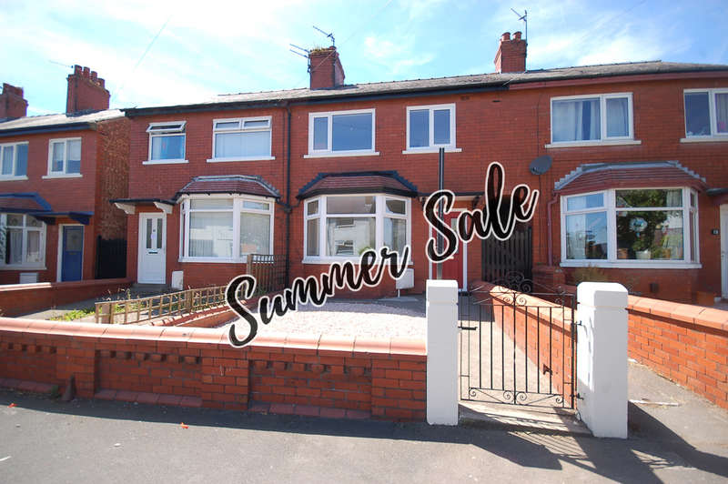 3 Bedrooms Terraced House for sale in Sherwood Avenue, Blackpool