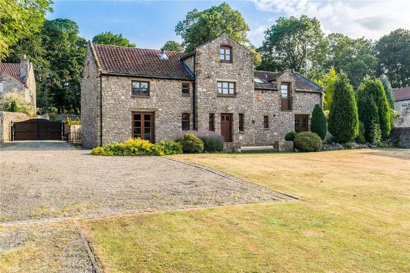 5 Bedrooms Unique Property for sale in Main Street, Womersley, North Yorkshire