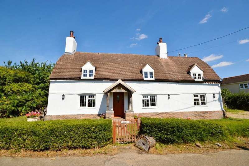 4 Bedrooms Detached House for sale in Fields Farm Road, Layer-de-la-haye