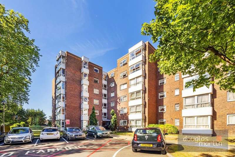 2 Bedrooms Apartment Flat for sale in Raffles House, Brampton Grove, London, NW4