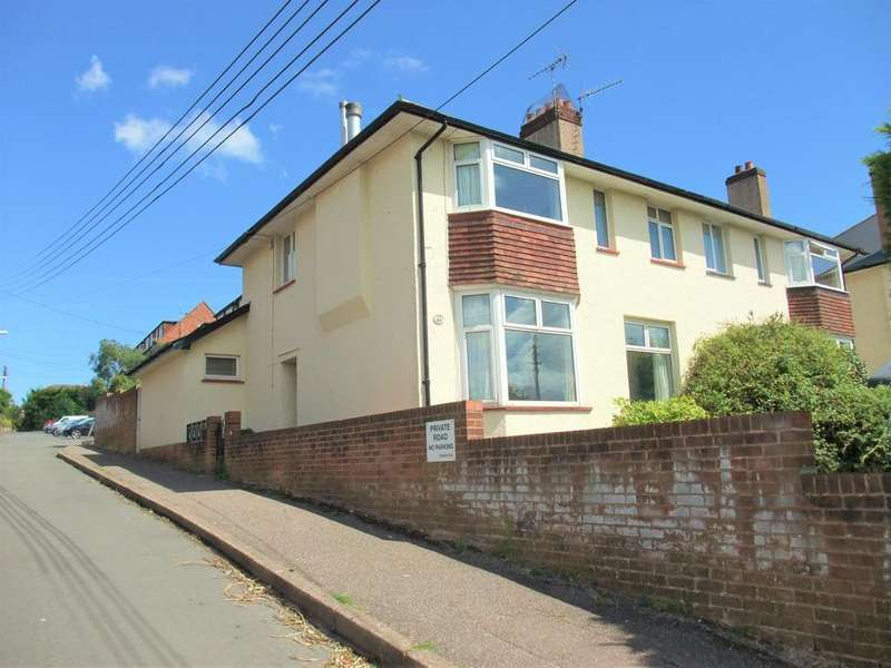 3 Bedrooms Semi Detached House for sale in Bradham Lane, Exmouth