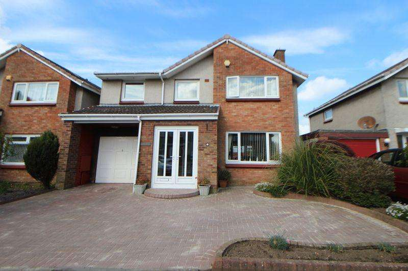 5 Bedrooms Detached Villa House for sale in Torphin Place, Kirkcaldy