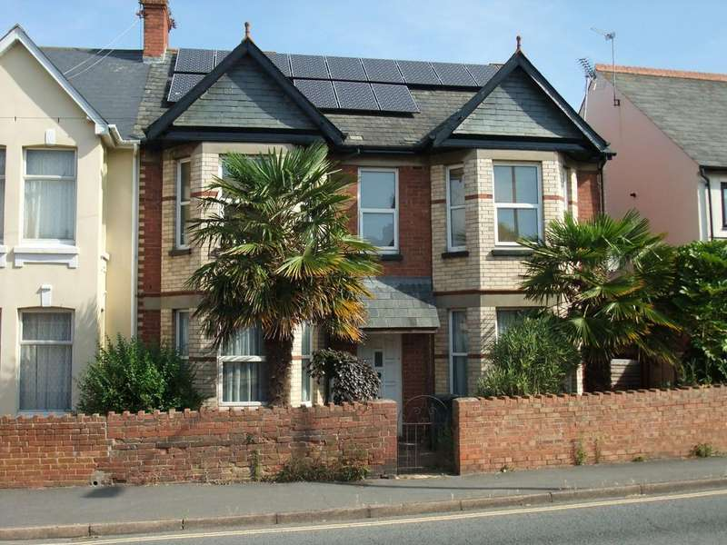 4 Bedrooms End Of Terrace House for sale in Withycome Road, Exmouth