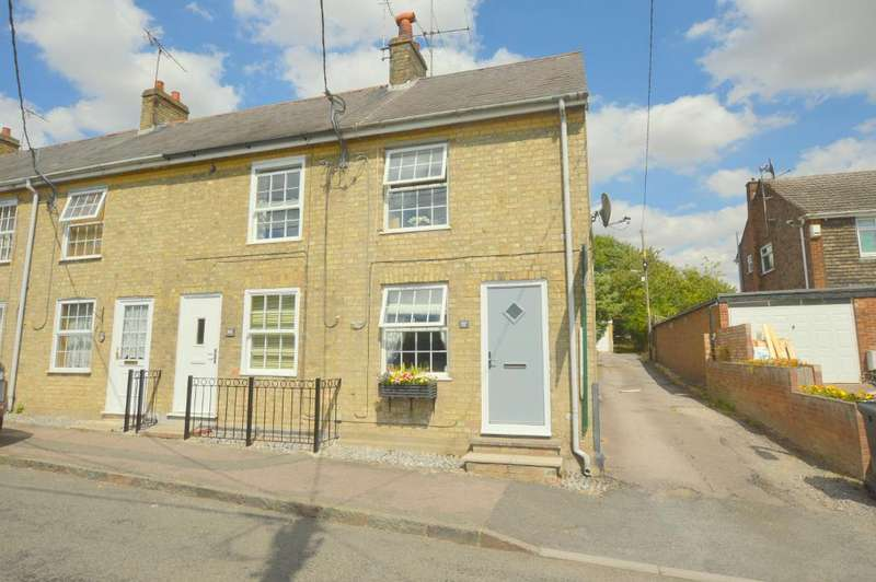 2 Bedrooms End Of Terrace House for sale in Streatley Road, Upper Sundon, Bedfordshire, LU3 3PQ