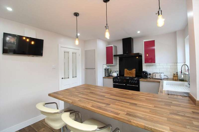 3 Bedrooms Terraced House for sale in Bedford Road, Marstone Mortaine MK43