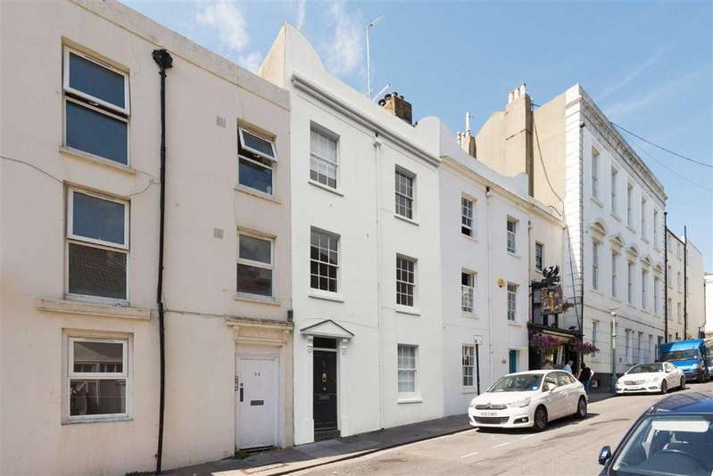 4 Bedrooms Terraced House for sale in Brunswick Street West, Hove, East Sussex