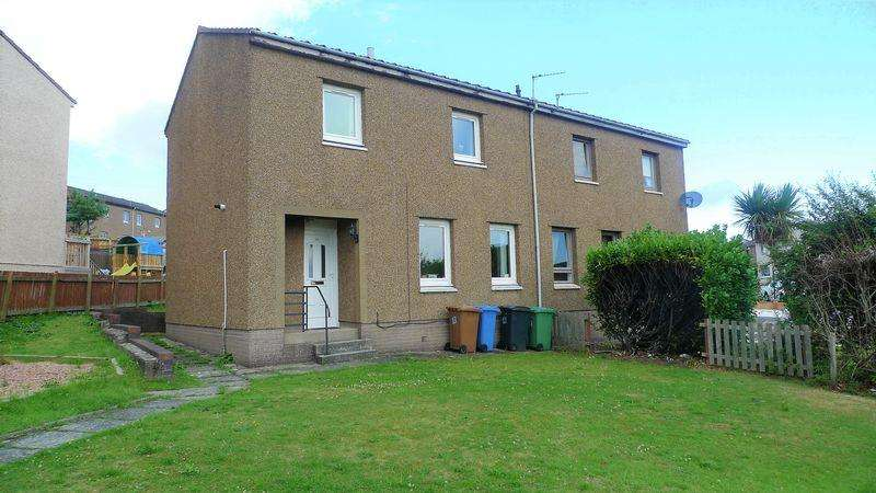 3 Bedrooms Semi Detached House for sale in Benarty Street, Kirkcaldy