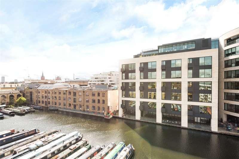 3 Bedrooms Flat for sale in Albert Dock, 17A New Wharf Road, Islington, London, N1