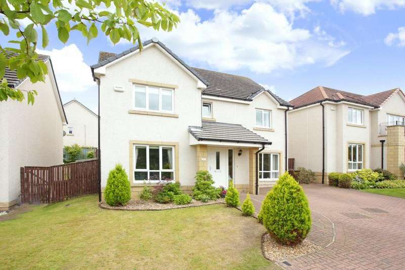 4 Bedrooms Detached House for sale in 9 Saw Mill Path, BONNYRIGG, EH19 3FW