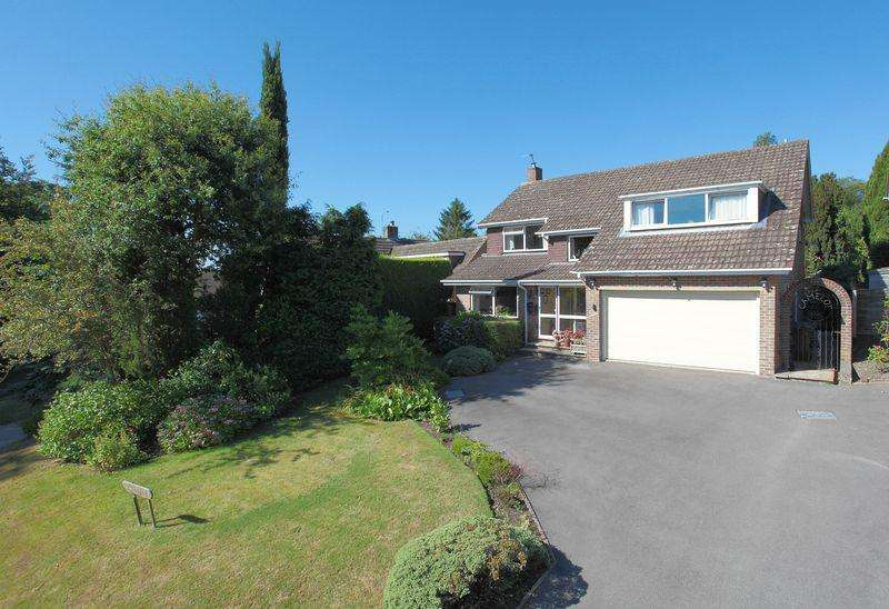 4 Bedrooms Detached House for sale in Mount Pleasant, Crowborough, East Sussex