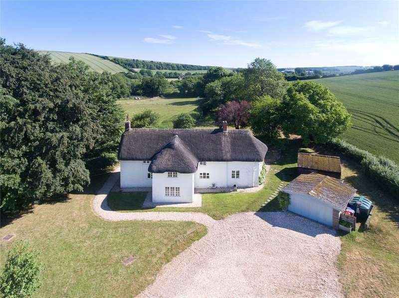 4 Bedrooms Detached House for sale in Brixton Deverill, Warminster, Wiltshire