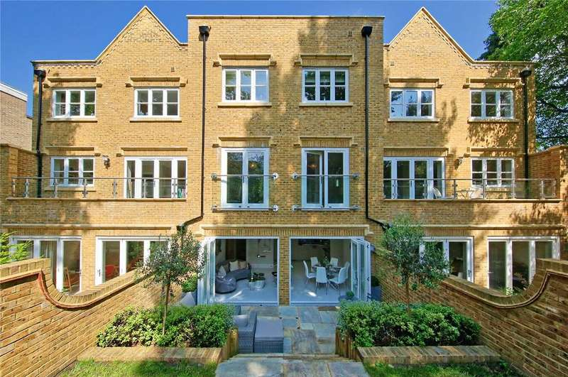 4 Bedrooms House for sale in The Maples, Upper Teddington Road, KT1